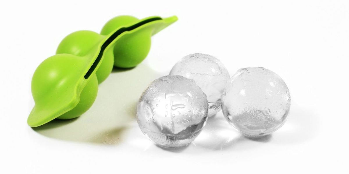 Frozen Peas Ice Cube Mould