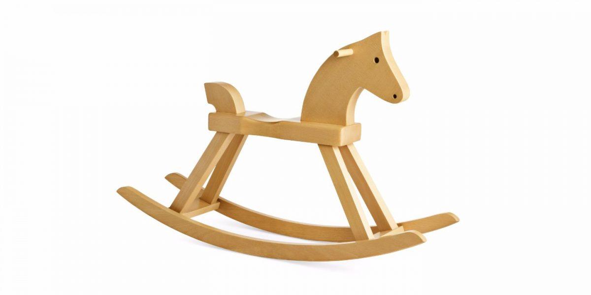 Rocking Horse – Kay Bojesen
