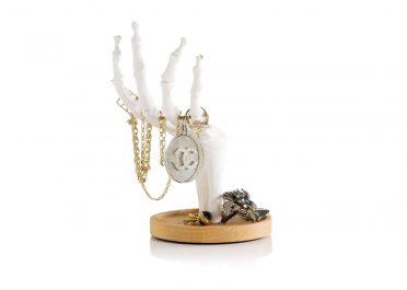 Skeleton Jewelry Holder