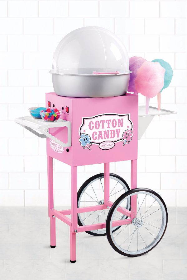 Nostalgia Vintage Cotton Candy Maker