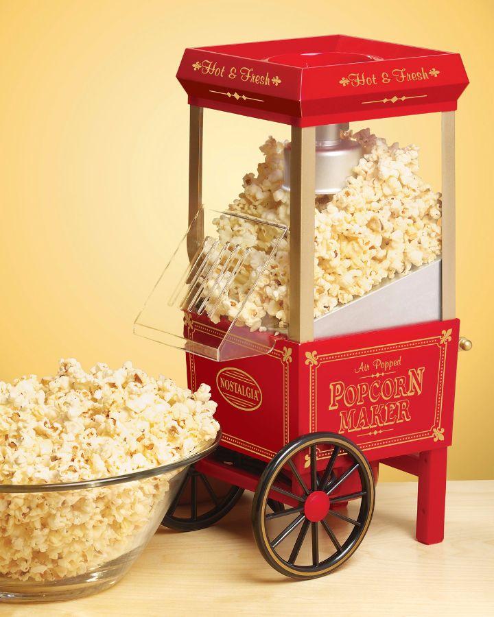 Nostalgia Vintage Popcorn Maker