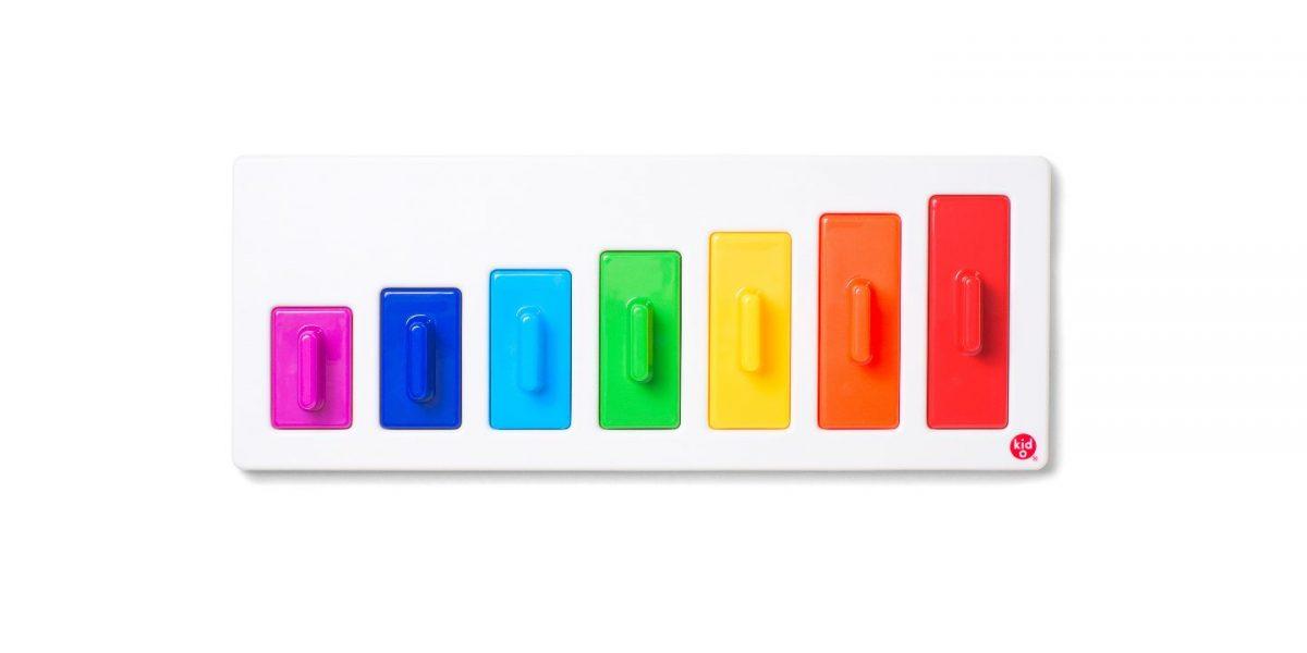 Color Steps Puzzle
