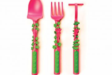 Garden Fairy Utensil Set